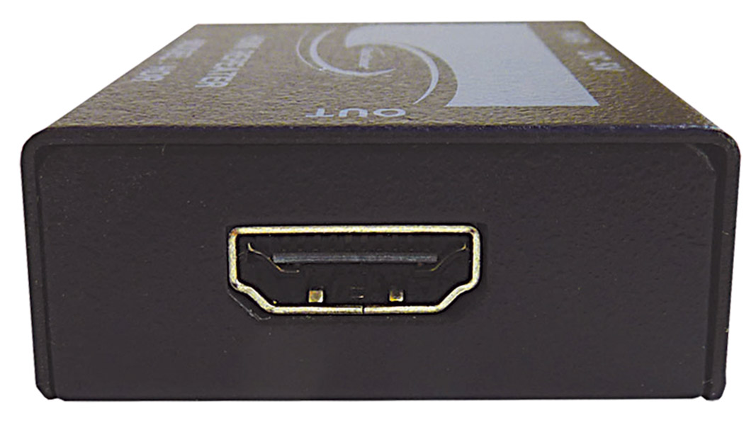 Digital Extender HDMI In-Line Equalizer and Boost with power supply